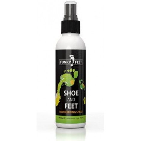 8. Funky Feet Deodorizing