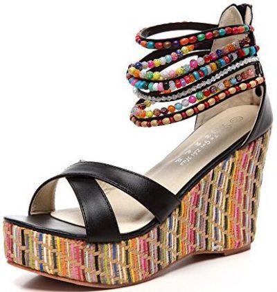 15. Getmorebeauty Wedge