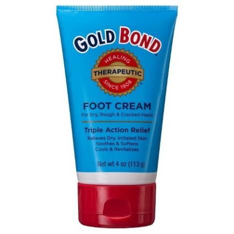 4. Gold Bond Triple Action