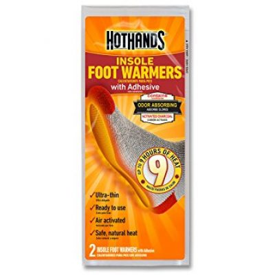 3. HotHands Toe Warmers