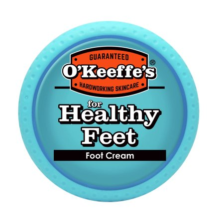 1. O'Keeffe's for Healthy Feet