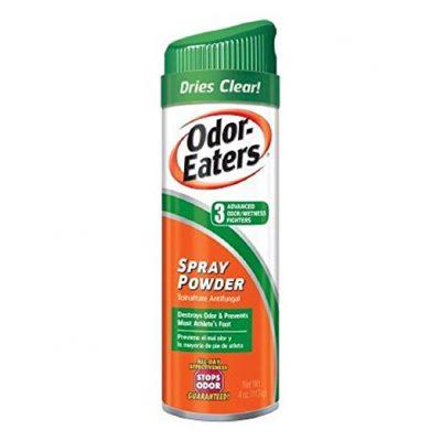1. Odor Eaters Foot Spray