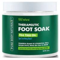 Pure Body Naturals Foot Soak