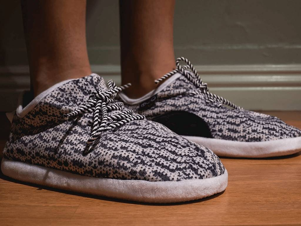 Fake Shoes Yeezy Slippers