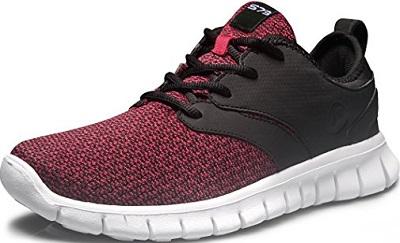 TSLA Knit Pattern best minimalist running shoes