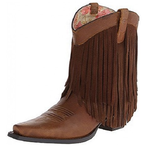 10. Ariat Gold Rush