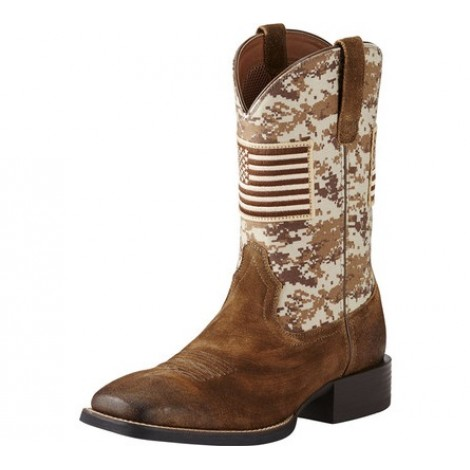 11. Ariat Sport Patriot