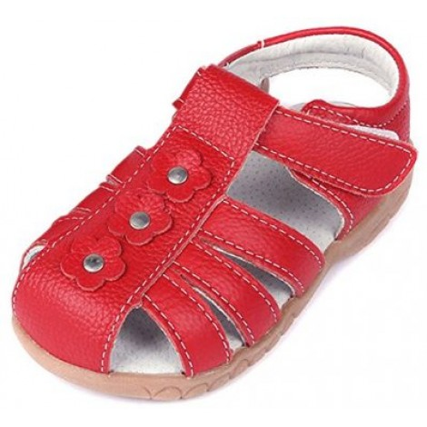 6. Femizee Closed Toe Sandal