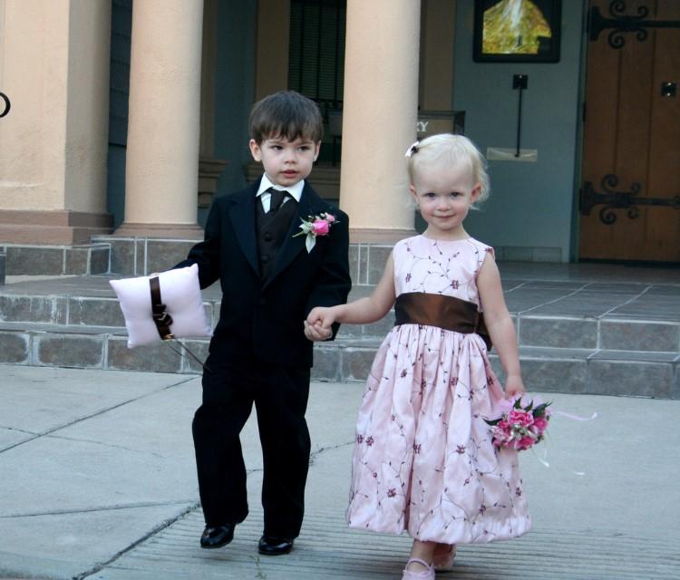 Flower Gir and Ring Bearer Best Toddler Wedding Shoes