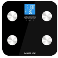GoWise Body Fat Scale