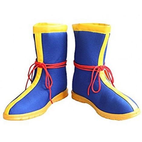 4. Super Saiyan Goku Boots