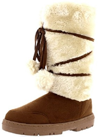 8. Holly Tall Winter Boots