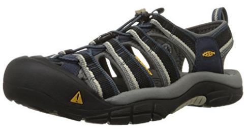 KEEN Newport H2 sandals for running