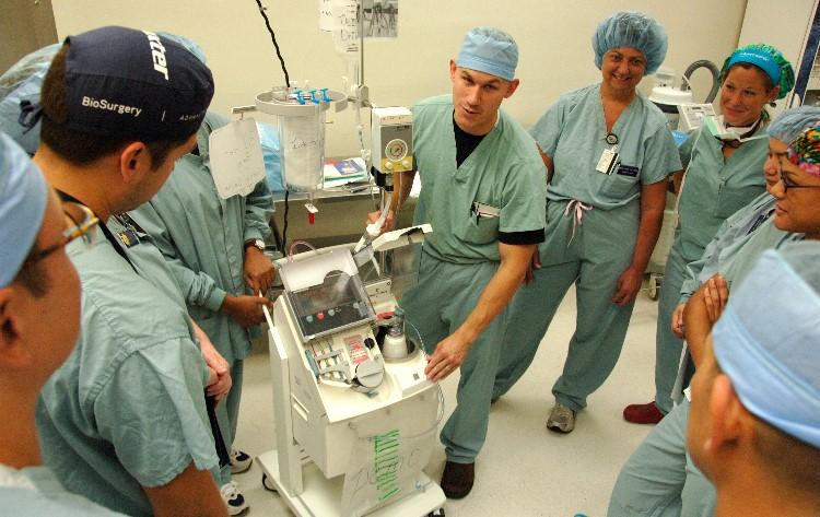 Learning Nurses