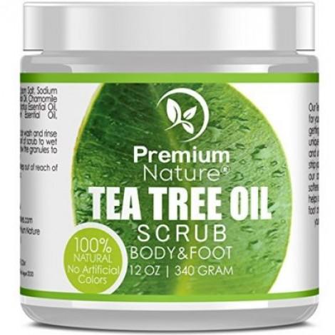 2. Premium Nature Tea Tree Oil
