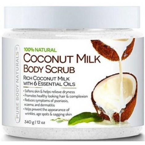 4. Pure Body Naturals Coconut