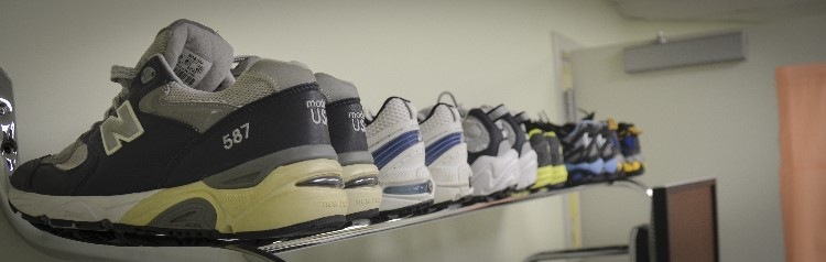 Shoe Line Up