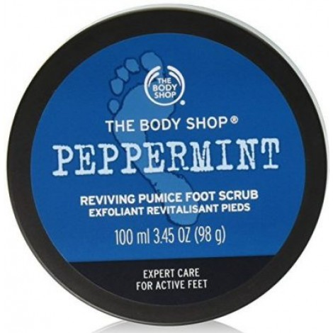 9. The Body Shop Peppermint