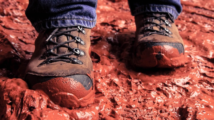 Traction Best Logger Boots