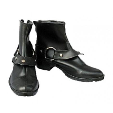 2. Yu-Gi-Oh! Yugi Muto Boots