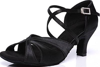 11. Akanu Ballroom Shoes