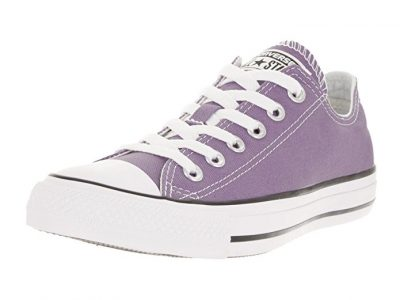 Converse Chuck Taylor purple shoes