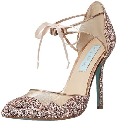5. Blue by Betsey Johnson Stela