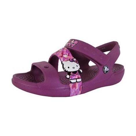 5. Crocs Hello Kitty