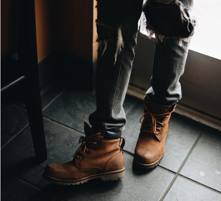 Jeans Best Work Boots