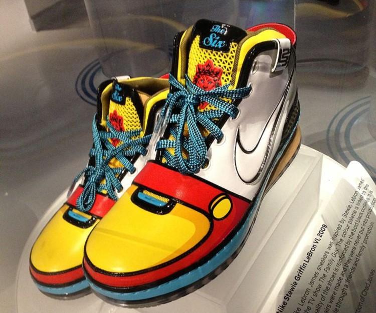 Nike Cartoon Shoes