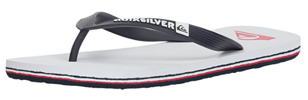 Quicksilver Molokai shower shoes & slippers