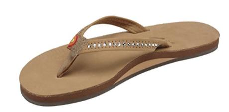 6. Rainbow Sandals Crystal