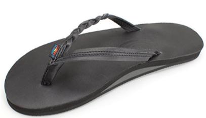 5. Rainbow Sandals Flirty Braidy