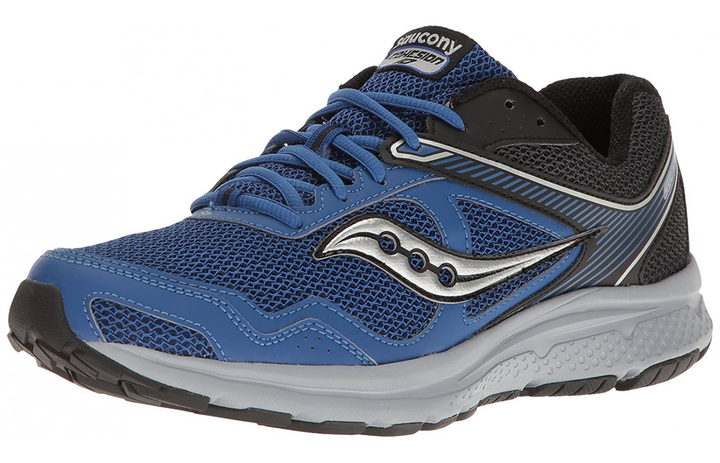 Saucony Cohesion 10 angled
