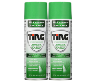 2. Ting Antifungal
