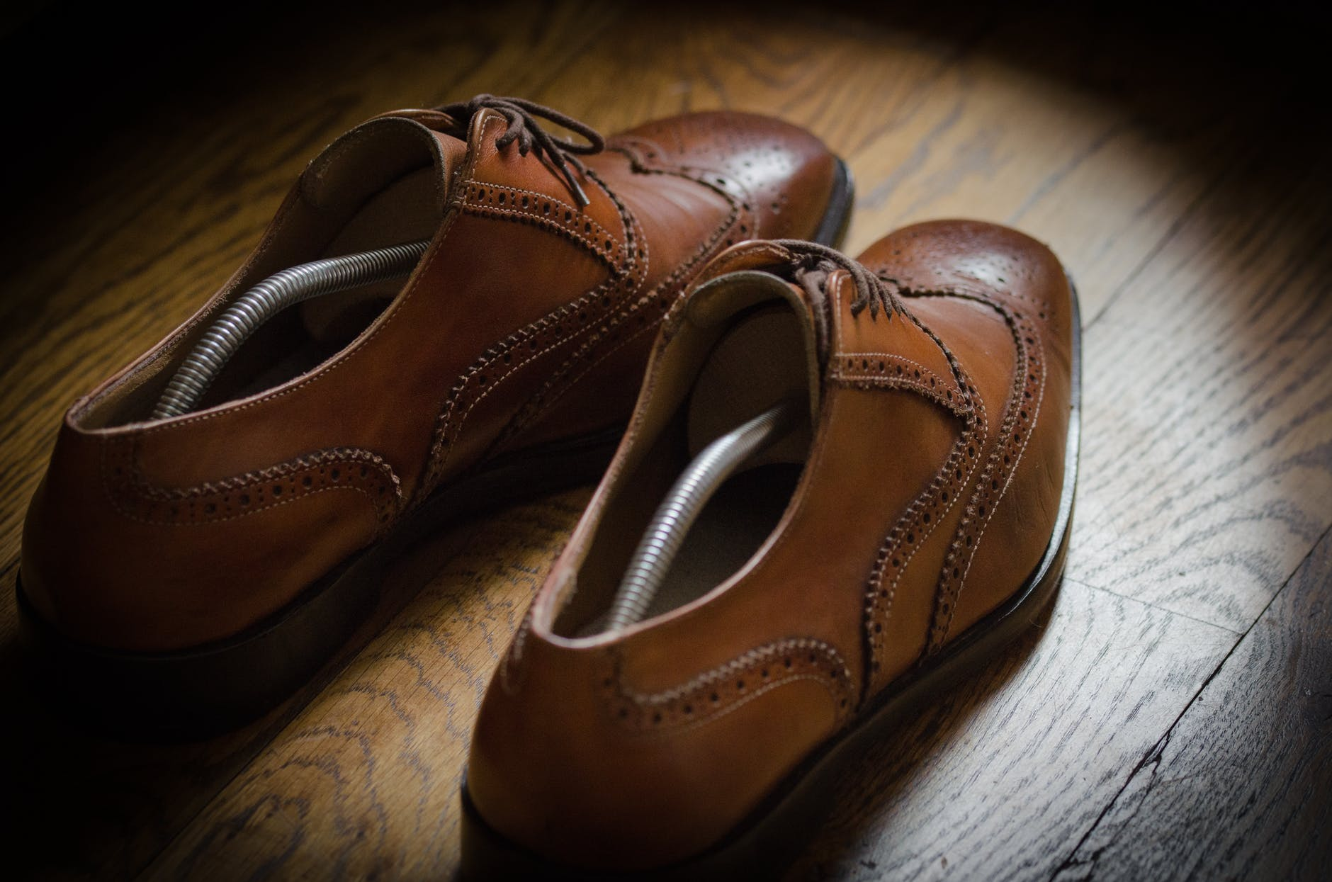 Wood Best Oxford Shoes