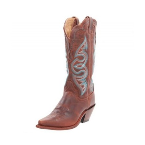 6. Justin Boots Western