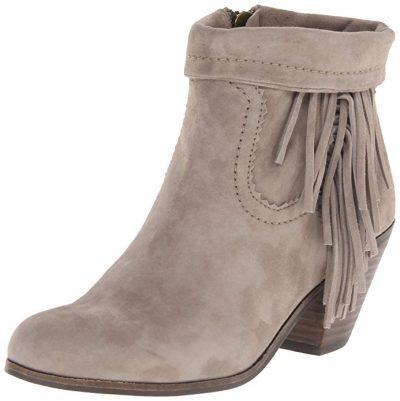 Louie fringe boots walkjogrun