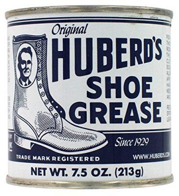 7. Huberd's Original Shoe Grease