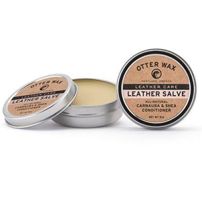 3. Otter Wax Leather Salve
