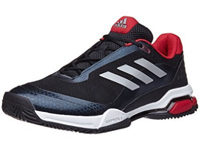Adidas Barricade Club shoes for squash