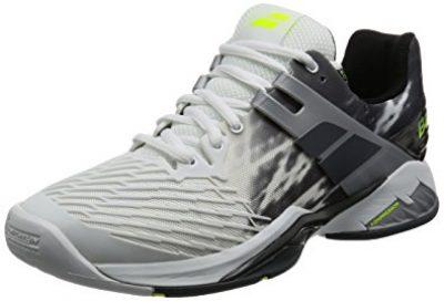Babolat Propulse Fury shoes for squash