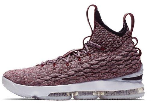 9. Nike LeBron XV