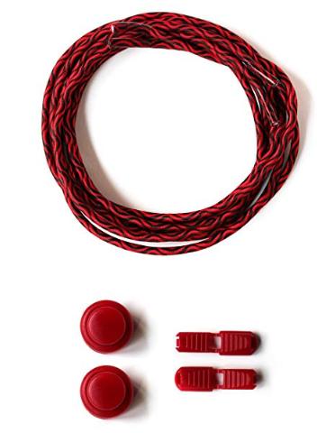 Stout Gears tieless shoelaces