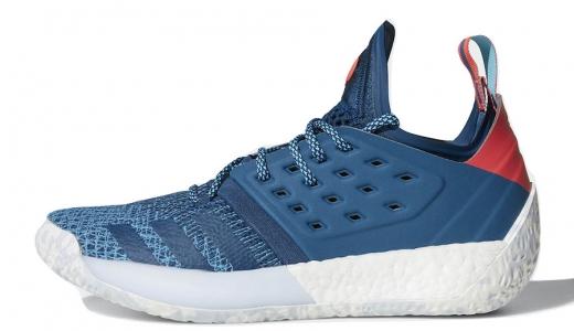 2. Adidas Harden Vol.2