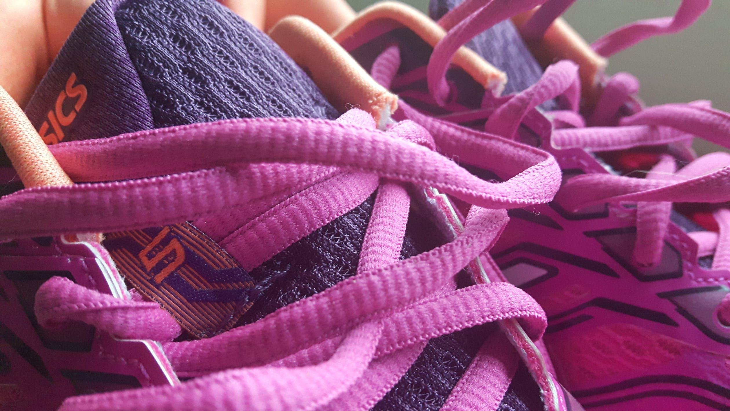 asics best shoelaces
