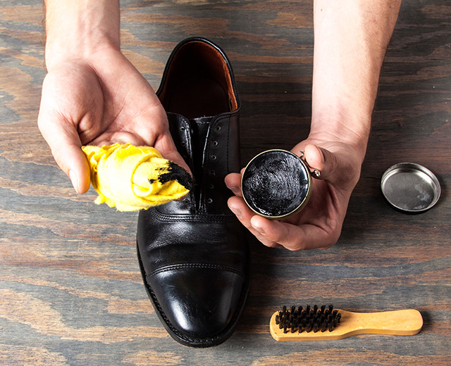 Best Way To Polish Synthetic Shoes