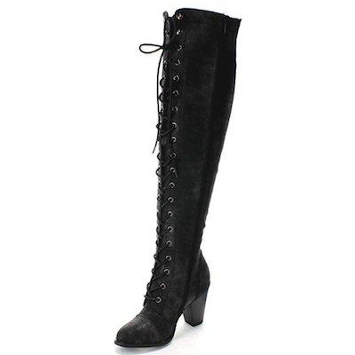 Camila Steam Punk Boots
