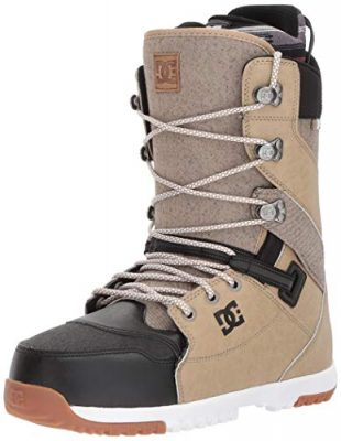 DC Mutiny Lace snowboarding boot review