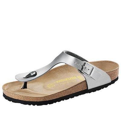 Birkenstock Gizeh best sandals for bunions